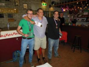 Lukas Boutens wint HSM 2014