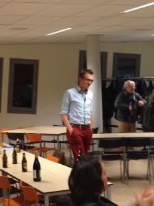De grote winnaar: Niels! (foto Suzanne)