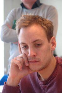 David (foto Rene Olthof)