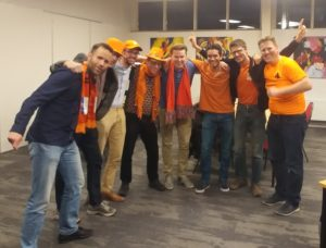 PK1SOS haalt kampioenschap binnen op Koningsnacht in Amersfoort