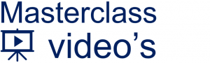 Bekijk hier de masterclass video's terug